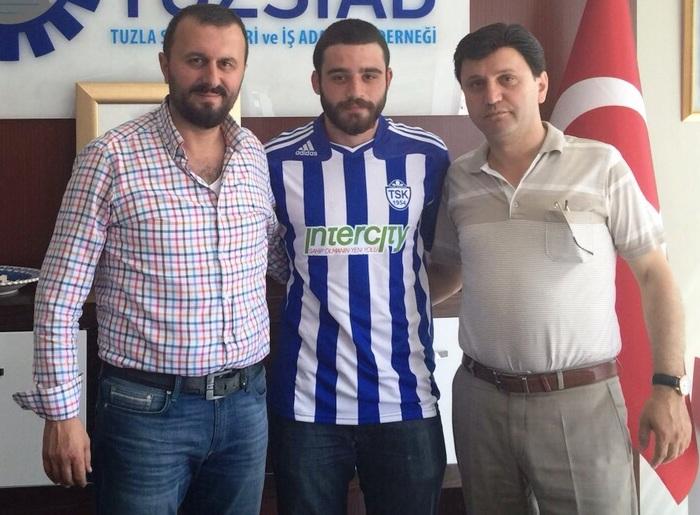 Melih Ahmet Kaçar 2 Yıl Daha Tuzlaspor'da