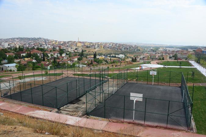 Şifa-Mimarsinan Spor Kompleksi İnşaatı Hızla İlerliyor
