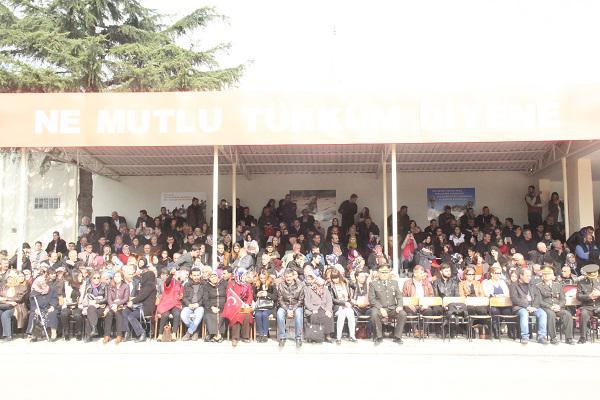 Tuzla Piyade Okulu'nda Yemin Töreni Heyecanı Yaşandı