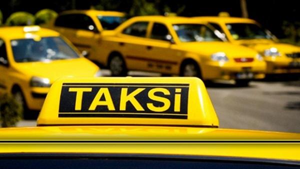 İstanbul'da Taksi Ücretlerine Zam Geldi