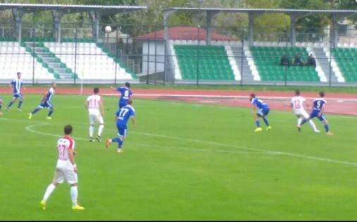 Ziraat Türkiye Kupası'nda Tuzlaspor Fırtınası
