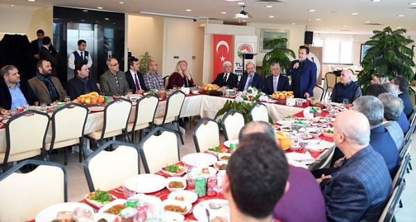 Anadolu Yakası Kent Konseyleri Tuzla'da Buluştu