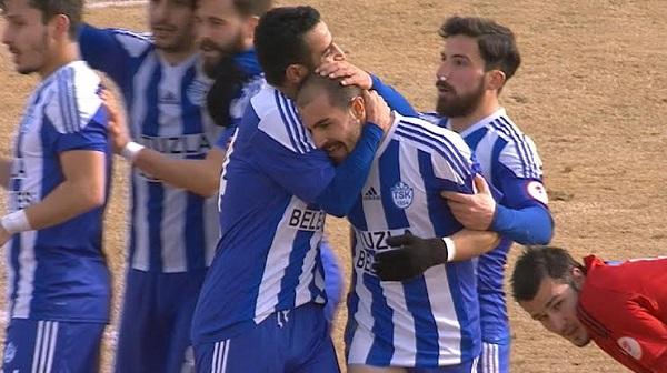 Tuzlaspor Türkiye Kupası'nda Son 16'da
