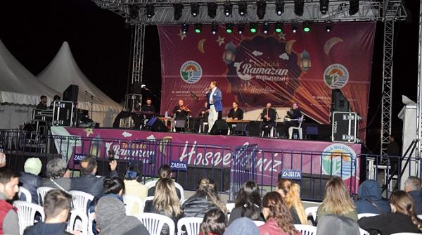 Tuzla'da Ramazan Etkinlikleri Ahmet Özhan Konseriyle Başladı