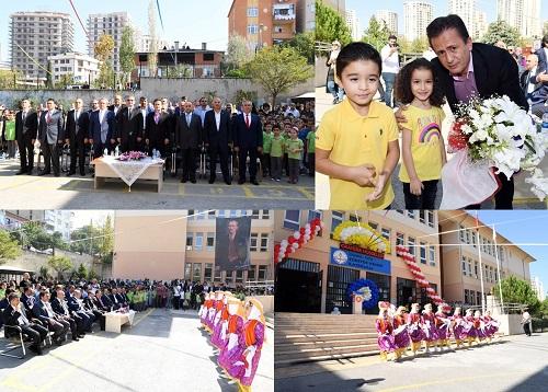 Tuzla'da Yeni Eğitim-Öğretim Yılı Törenle Başladı