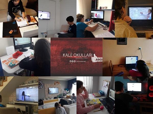 Uzaktan Eğitimin Öncü Adı; Kale Schools Online Education