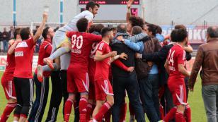 Şampiyon Tuzlaspor