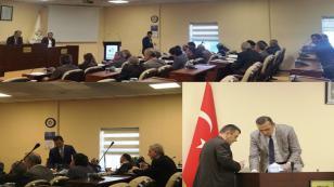 Tuzla Belediye Meclisi'nde Yeni Komisyonlar Belirlendi