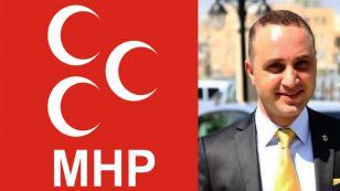 Volkan Beşiroğlu MHP İlçe Başkanı Oldu