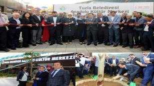 Tuzla Belediyesi Anadolu Kültür Merkezi, Hizmete Açıldı
