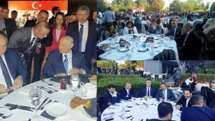 MHP Tuzla İlçe Yönetimi İl İftarına Katıldı