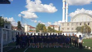 Tuzlaspor'da Hedef Şampiyonluk