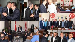 Tuzla'da 15 Temmuz Birlik Beraberlik Ruhu