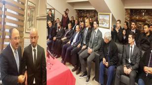 Tuzlaspor'da Murat Erdoğan Dönemi Başladı