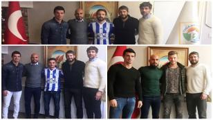 Tuzlaspor Transferde Gaza Bastı