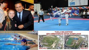Tuzla'nın Sporcu Gençleri Başarıdan Başarıya Koşuyor