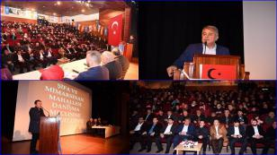 AK Parti Şifa Mimarsinan Danışma Meclisi'ni Yaptı