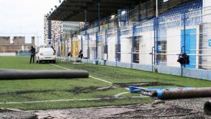 Tuzlaspor Stadı Çim Saha Oluyor