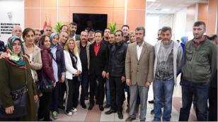 Başkan Yazıcı, Tuzlaspor Altyapı Futbolcularının Aileleriyle Görüştü