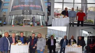 """Musluoğlu Otomotiv Mazda Yaza 'Merhaba"""" Dedi"""