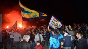 Tuzla, Fenerbahçe'nin Şampiyonluğunu Kutladı
