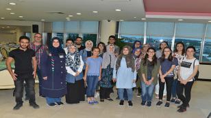 Üniversiteyi Kazanan 'Bizim Çocuklarımız', Gönül Elleri Çarşısı'nın Gururu Oldu