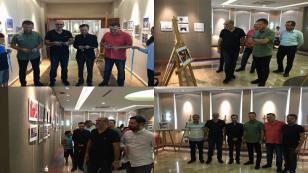 ''Yansıyan Düşler''  Resim Sergisi Rumeli Kültür Merkezi'nde Açıldı
