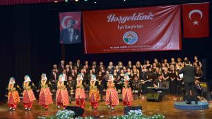 Tuzla'da Cumhuriyet Bayramı Özel Konseri Düzenlendi