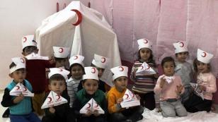 Anne Çocuk Eğitim Merkezi, Kızılay Haftası'nda 50 Ünite Kan Topladı