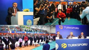 Sportif Yetenek Taraması ve Spora Yönlendirme Projesi Tuzla'da Yapıldı