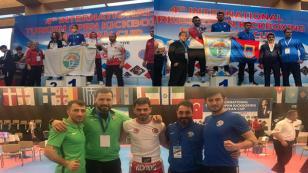 Tuzla Belediyesi Spor Kulübü, Uluslararası Müsabakalara Damgasını Vurdu