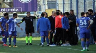 Tuzlaspor Manisa Büyükşehir Belediye Maçına Çıkmama Kararı Aldı
