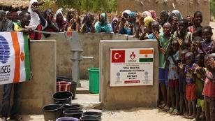 Gönül Elleri Çarşısı, Yardımda Kıtaları Aştı