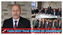 Tuzla MHP Yerel Basınla Buluştu