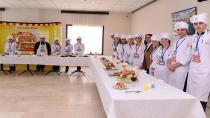 Aşçı Adaylarından Bayat Ekmekle Taze Lezzetler