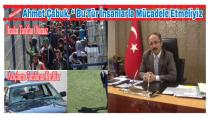 """Ahmet Çabuk, """" Bu Tarz İnsanlarla Mücadele Etmeliyiz"""""""