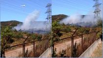 Jandarma Komutanlığı'ndaki Yangın Korkuttu
