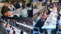 Tuzla Ülkü Ocakları İftar Yemeği Düzenledi