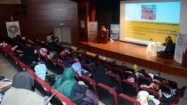 Tuzla'da Diyabet İle Yaşam Semineri Düzenlendi