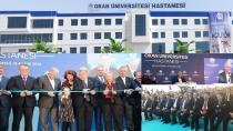 Okan Üniversitesi Hastanesi Açıldı