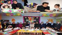 Anne Çocuk Eğitim Merkezi'nde Karne Heyecanı