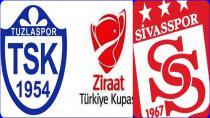 Tuzlaspor Kupada Sivasspor İle Oynayacak