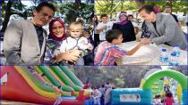'Bizim Çocuklarımız', Piknikte Doyasıya Eğlendi