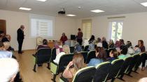 Yaşlılar Merkezi'nde Beslenme Alışkanlıkları Eğitimi Düzenlendi