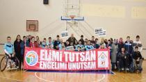 """Tuzla Belediyesi Engelliler Spor Kulübü'ne En Güçlü Desteği """"Özel Çocuklarımız"""" Verdi"""