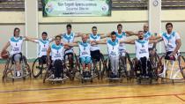 Tuzla Belediyesi Tekerlekli Sandalye Basketbol Takımı, Hedefine Emin Adımlarla İlerliyor
