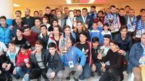 Şifaspor Şampiyonluğu Doyasıya Kutladı
