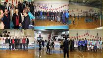 TUGADER Tuzla Voleybol Turnuvası Başladı