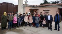 Tuzla'nın 'Özel Çocuklar'ı, Beylerbeyi Sarayı'nı Gezdi