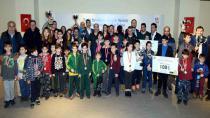 Tuzla Belediyesi Satranç Turnuvası'na 502 Sporcu Katıldı